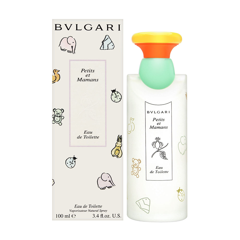 Bvlgari Petits et Mamans by Bvlgari 3.4oz EDT Spray Shower Gel