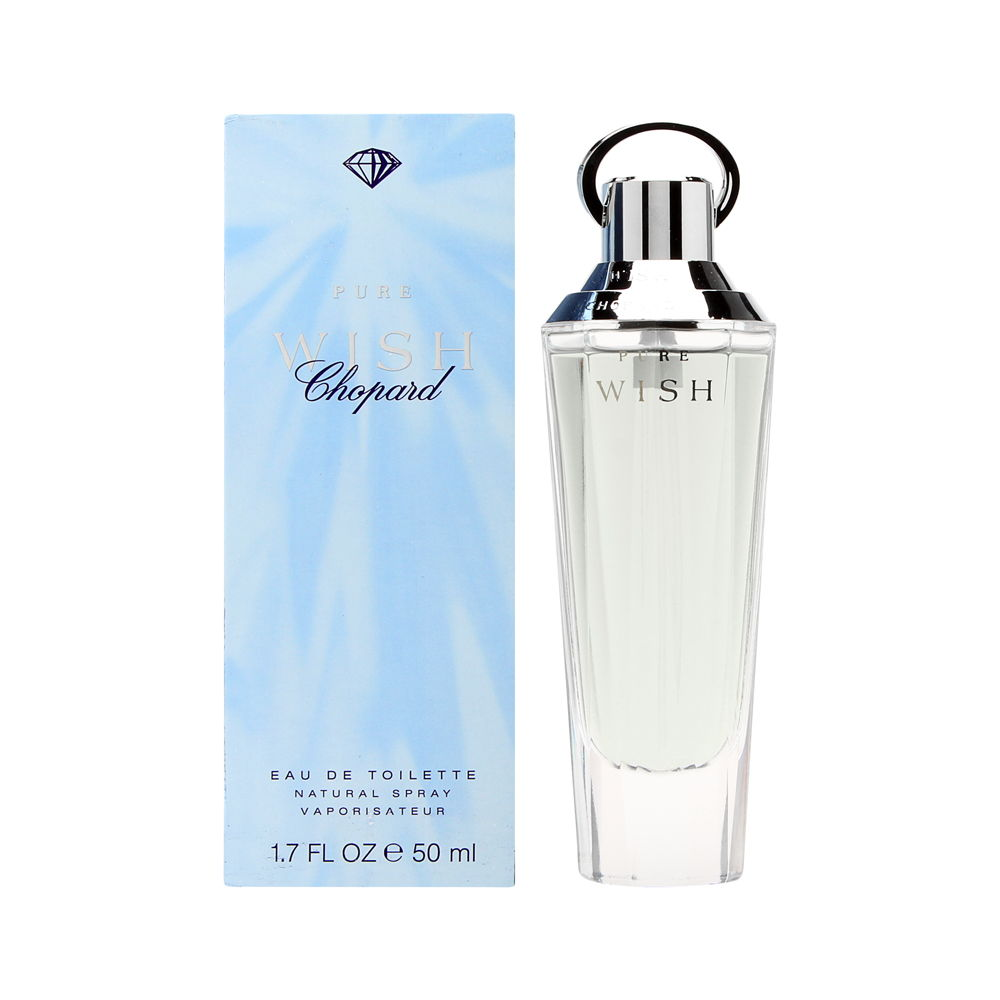 Pure Wish by Chopard for Women 1.7oz EDT Spray Shower Gel
