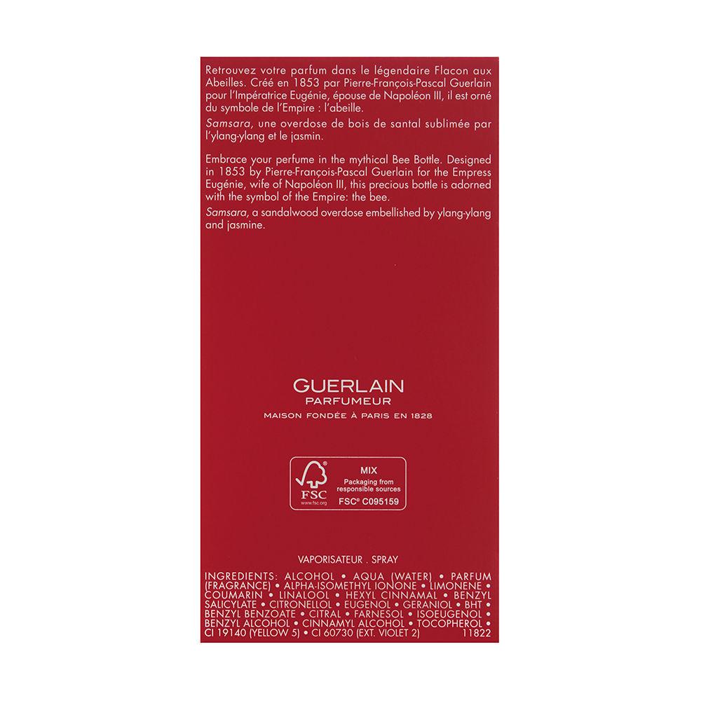 Samsara by Guerlain for Women 3.3oz EDT Spray Shower Gel