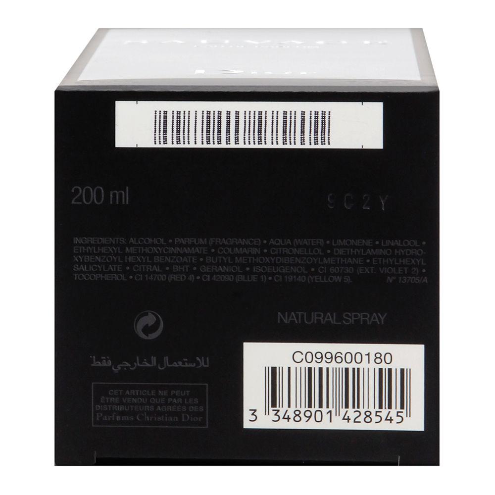 Sauvage by Christian Dior for Men 6.8oz EDP Spray