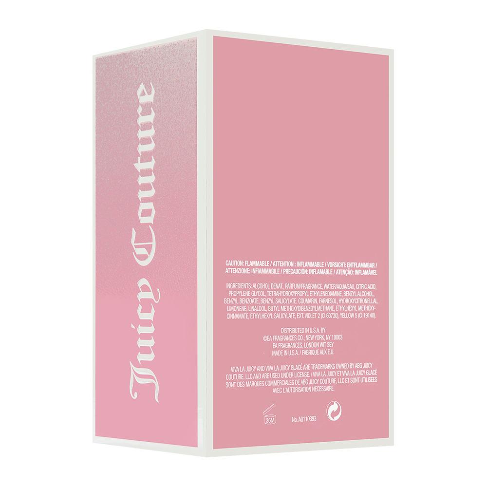 Elizabeth Arden Viva La Juicy Glace by Juicy Couture for Women 3.4oz EDP Spray Shower Gel