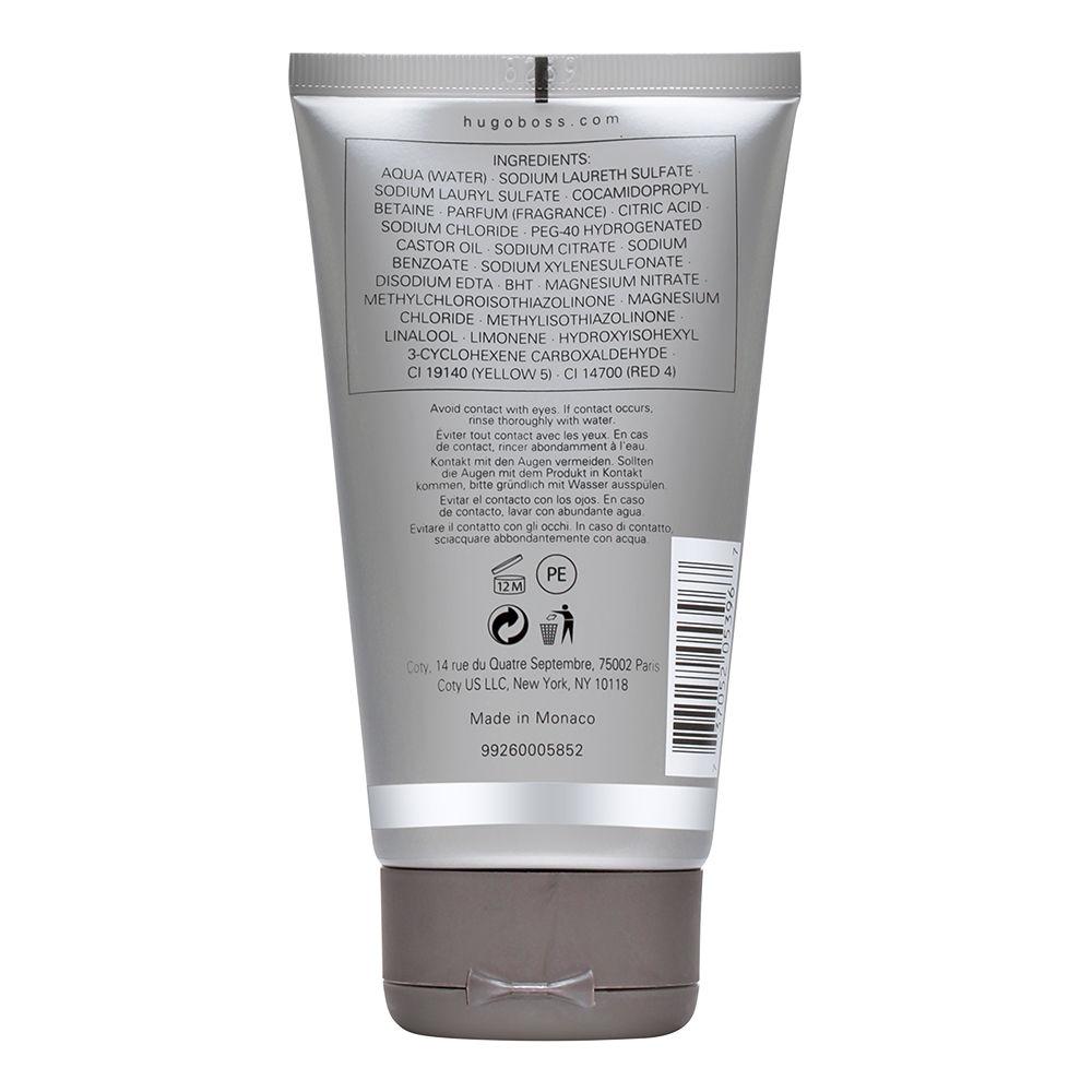 Boss Bottled No. 6 by Hugo Boss for Men 5.0oz Body Wash Shower Gel