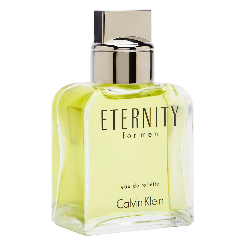 Coty Eternity by Calvin Klein for Men 3.4oz Cologne EDT Spray (Tester) Shower Gel