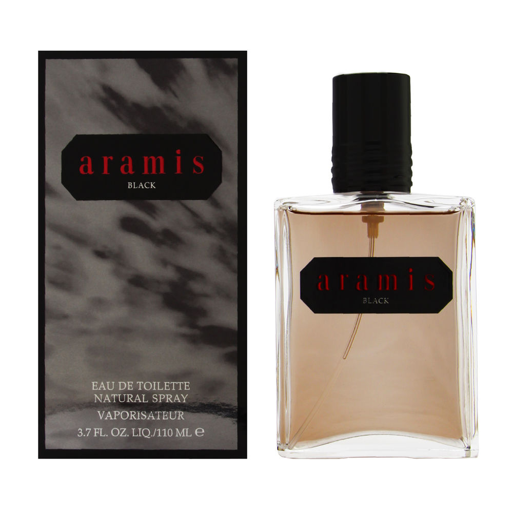 Estee Lauder Aramis Black for men 3.7oz EDT Spray