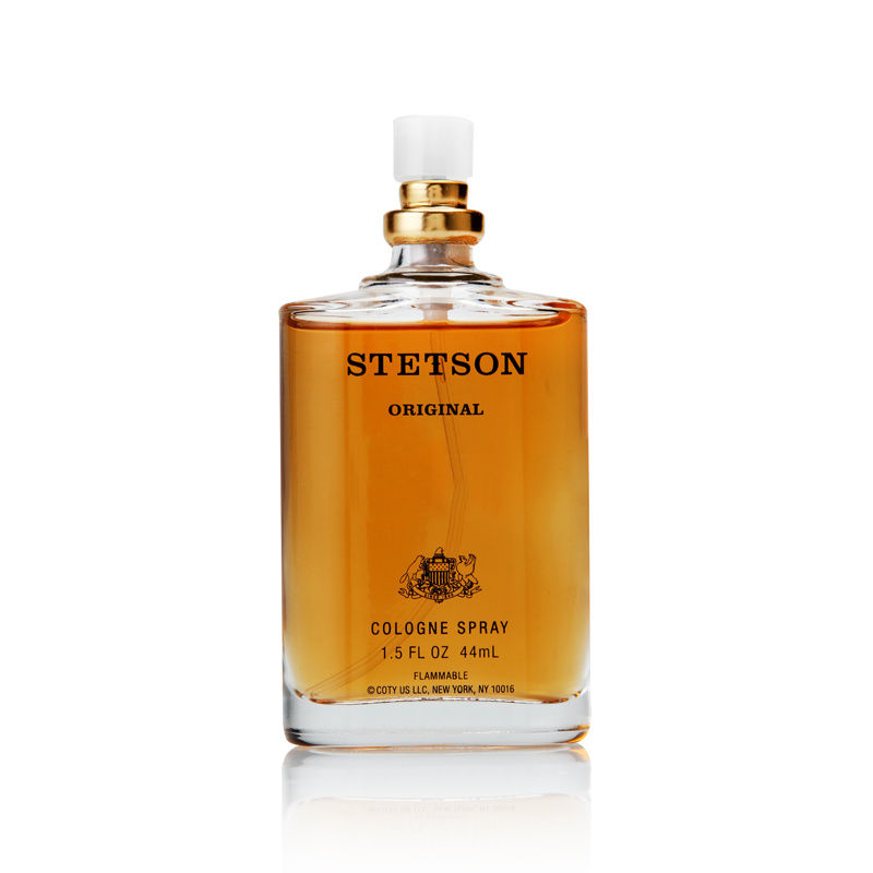 Stetson by Coty for Men 1.5oz Cologne Spray (Tester) Shower Gel