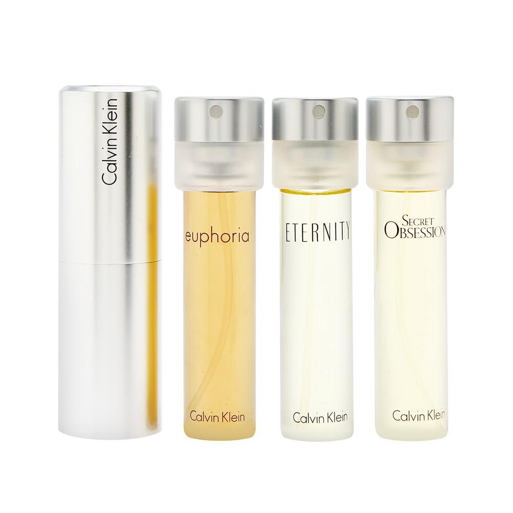 Calvin Klein Miniature Collection Set for Women 0.68oz EDP Spray Gift Set