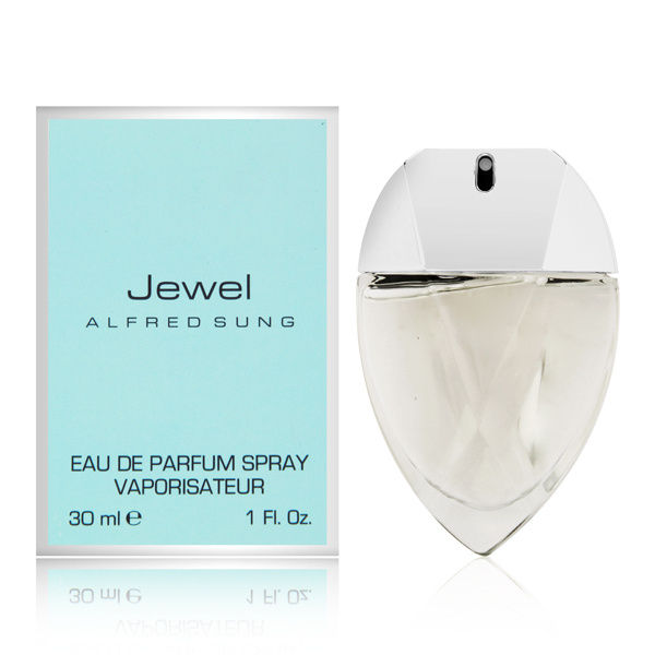 Jewel by Alfred Sung for Women 1.0oz EDP Spray Shower Gel