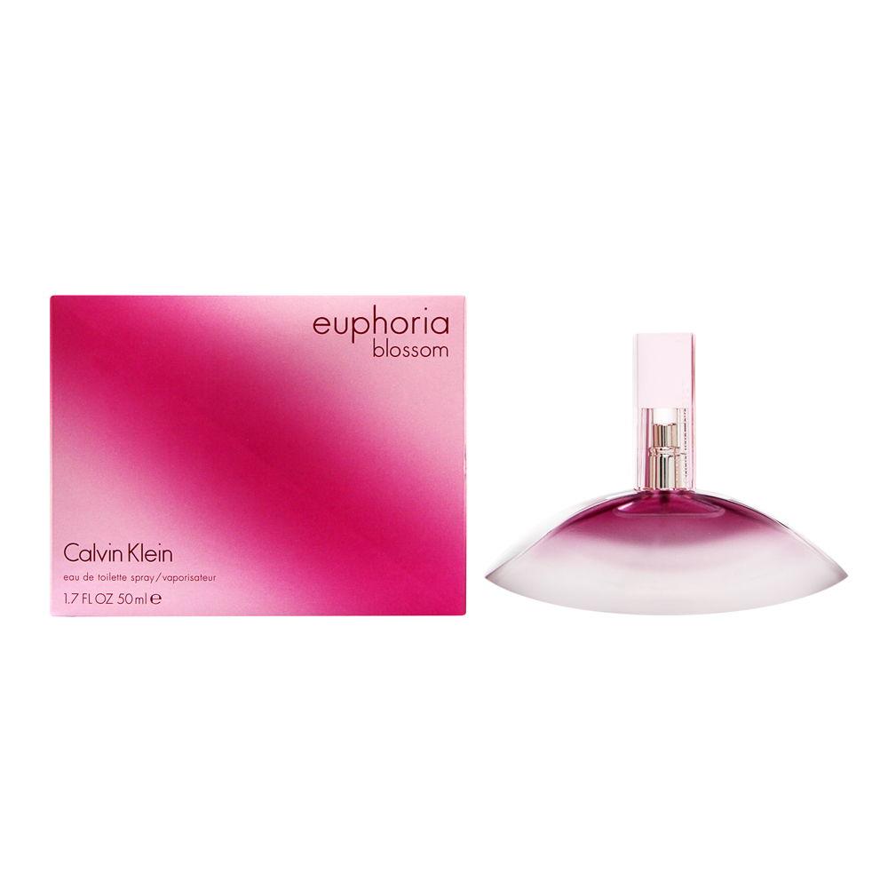 Euphoria Blossom by Calvin Klein for Women 1.7oz EDT Spray Shower Gel
