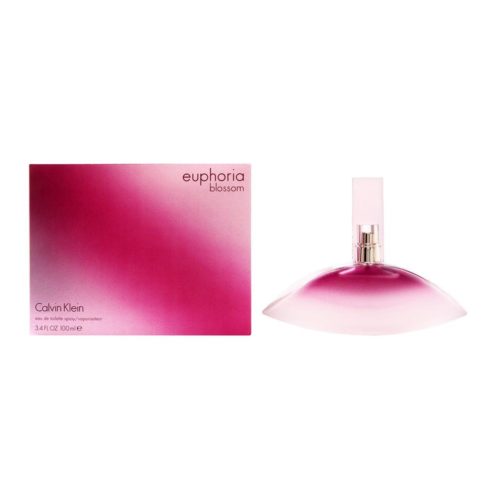 Euphoria Blossom by Calvin Klein for Women 3.4oz EDT Spray Shower Gel