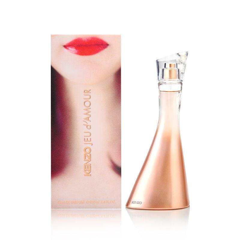 LVMH Kenzo Jeu d'Amour for Women 3.4oz EDP Spray