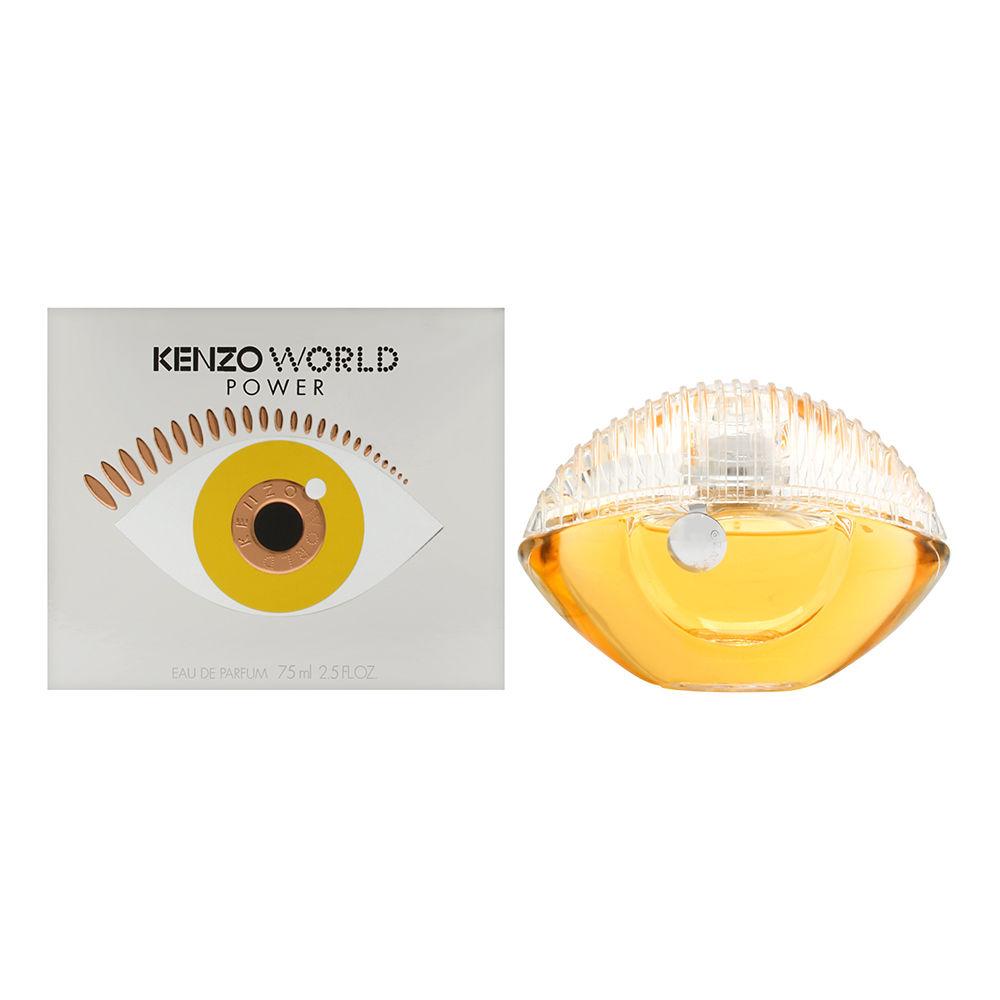 Kenzo World Power by Kenzo for Women 2.5oz EDP Spray Shower Gel