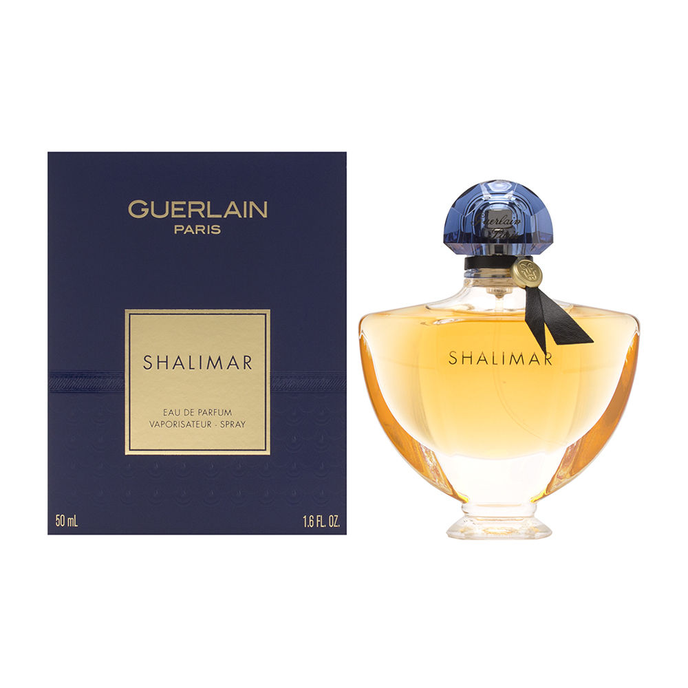 Shalimar by Guerlain for Women 1.6oz EDP Spray Shower Gel