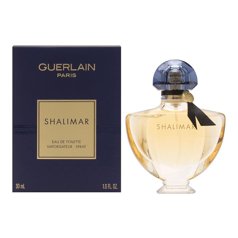 Shalimar by Guerlain for Women 1.0oz EDT Spray Shower Gel