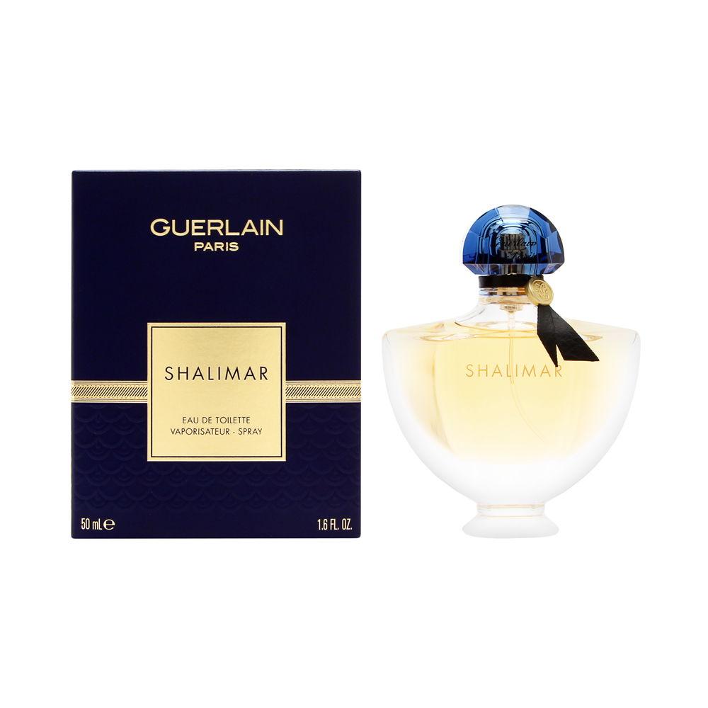 Shalimar by Guerlain for Women 1.7oz EDT Spray Shower Gel