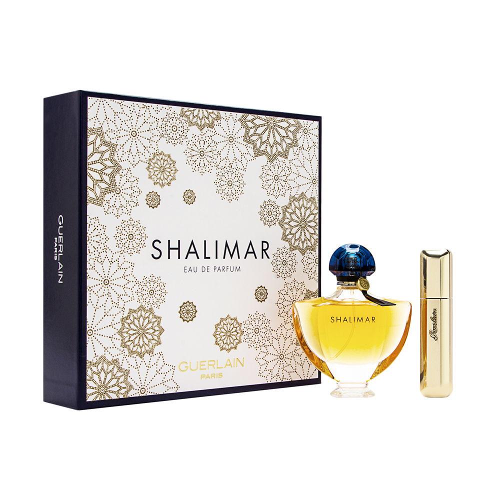 Shalimar by Guerlain for Women 1.6oz EDP Spray Gift Set