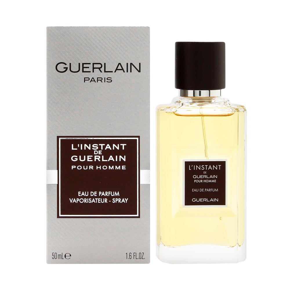 L'Instant de Guerlain Pour Homme 1.6oz EDP Spray Shower Gel