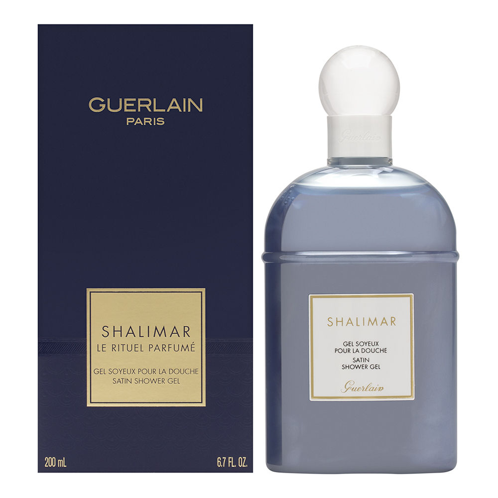 Shalimar by Guerlain for Women 6.8oz Body Wash Shower Gel