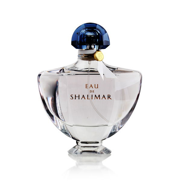 Eau de Shalimar by Guerlain for Women 3.0oz EDT Spray (Tester) Shower Gel