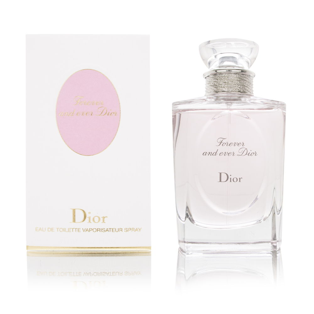 Forever and Ever by Christian Dior for Women 1.7oz EDT Spray Shower Gel