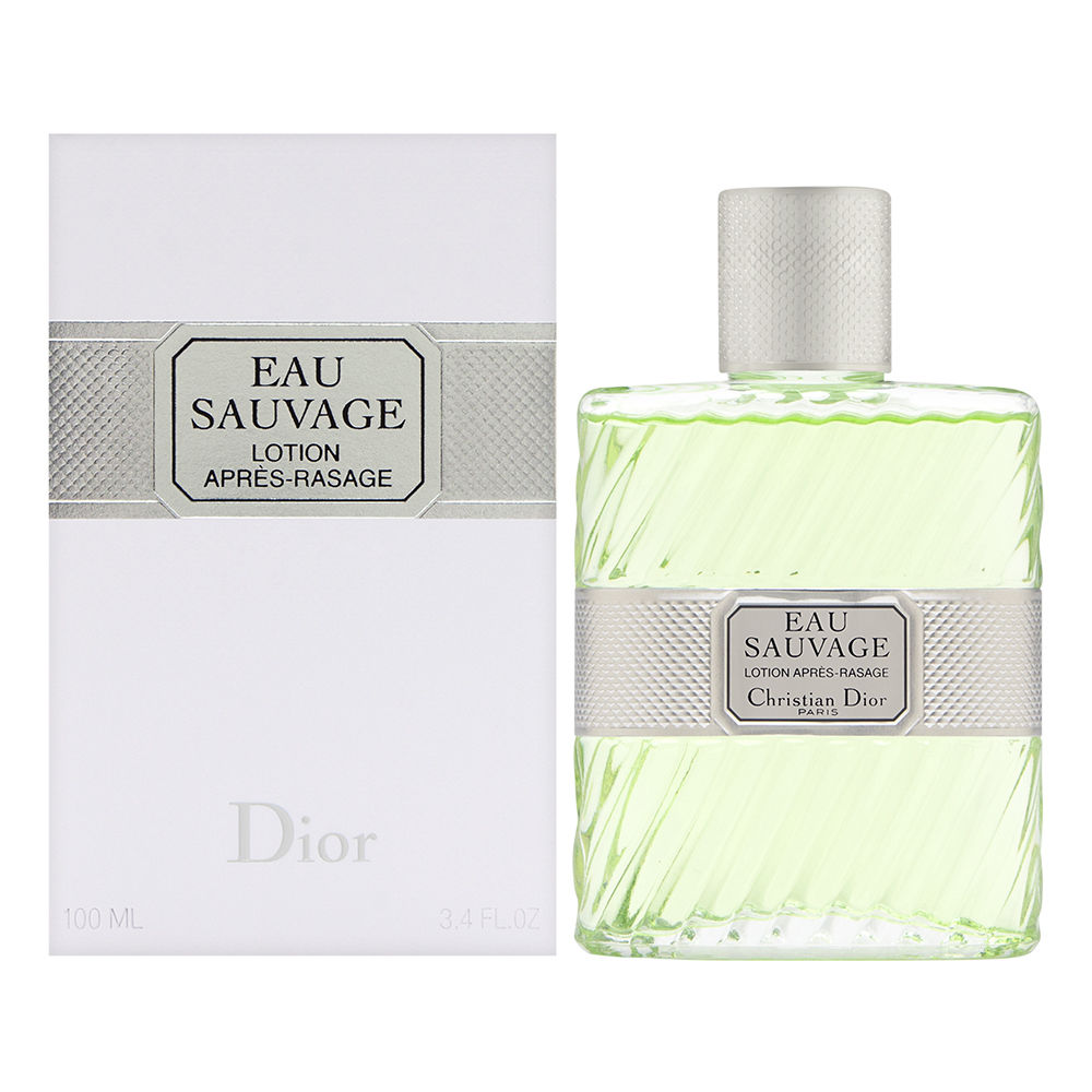 Eau Sauvage by Christian Dior for Men 3.4oz Aftershave