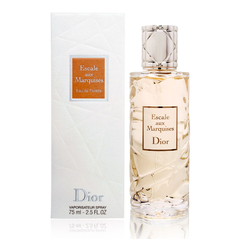 Escale Aux Marquises by Christian Dior for Women 2.5oz EDT Spray