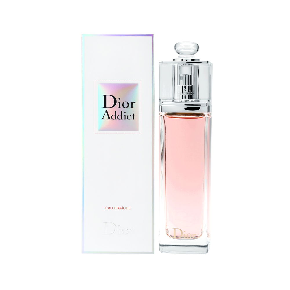 Dior Addict Eau Fraiche by Christian Dior for Women 1.7oz EDT Spray Shower Gel