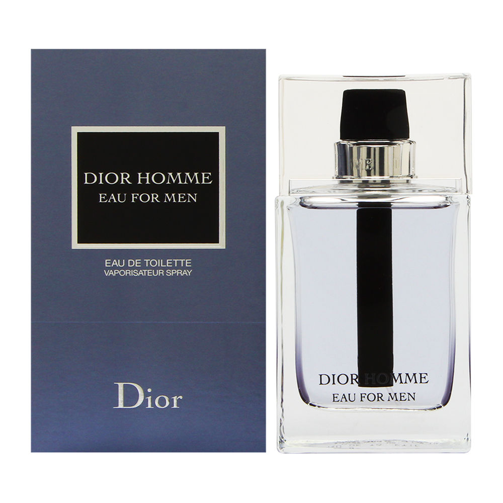 Dior Homme Eau by Christian Dior for Men 3.4oz EDT Spray