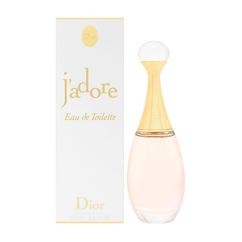 J'adore by Christian Dior for Women 3.4oz EDT Spray Shower Gel