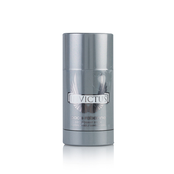 Puig Invictus by Paco Rabanne for Men 2.5oz Deodorant Stick