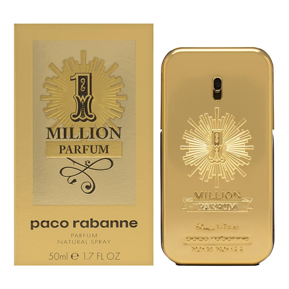 Puig 1 Million Parfum by Paco Rabanne for Men 1.7oz Cologne Spray