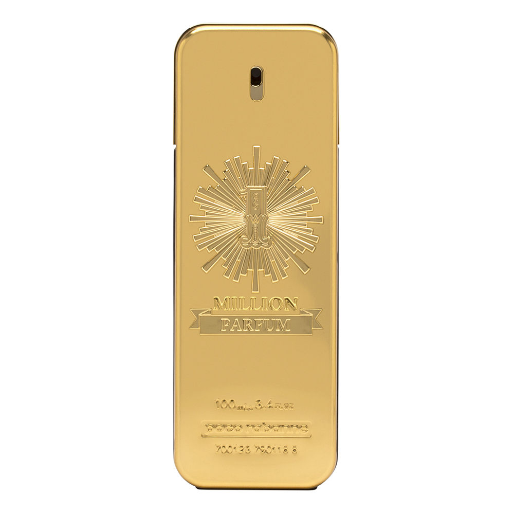 1 Million Parfum by Paco Rabanne for Men 3.4oz Cologne EDP Spray (Tester) Shower Gel