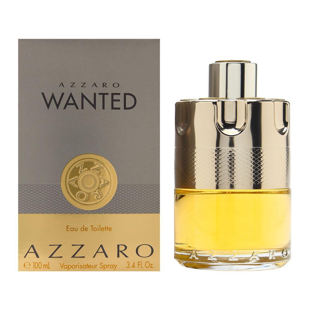 Azzaro Wanted by Loris Azzaro for Men 3.4oz EDT Spray