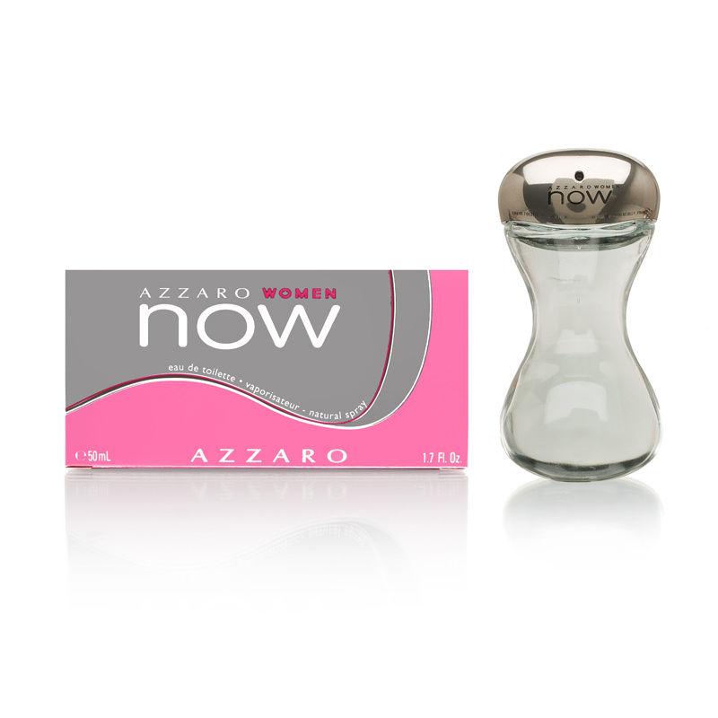 Azzaro Now by Loris Azzaro for Women 1.7oz EDT Spray Shower Gel