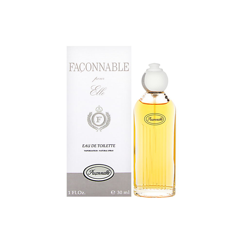 Faconnable Pour Elle by Faconnable for Women 1.0oz EDT Spray Shower Gel