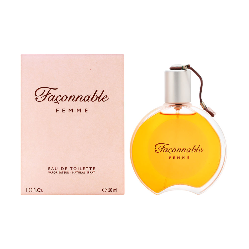 Faconnable Femme by Faconnable 1.66oz EDT Spray Shower Gel