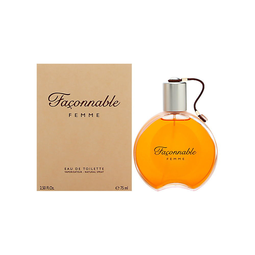 Faconnable Femme by Faconnable 2.5oz EDT Spray Shower Gel