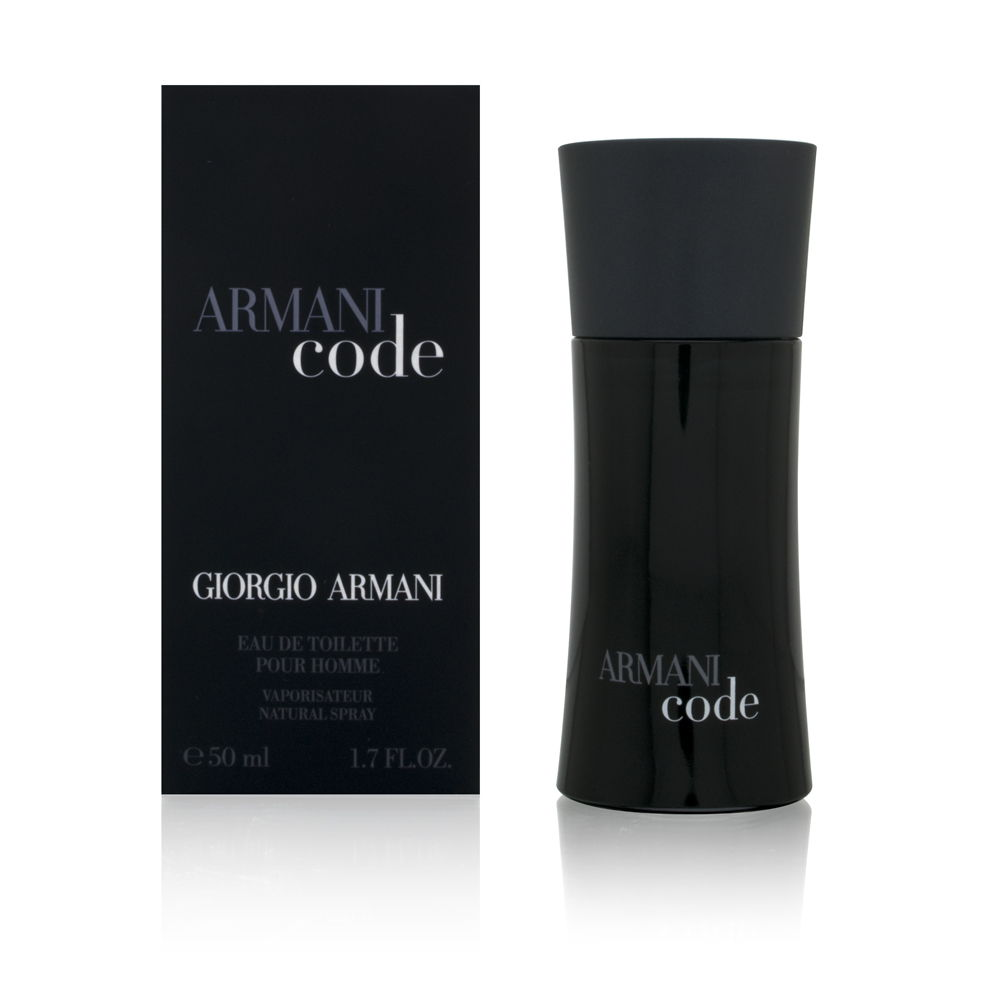 Armani Code by Giorgio Armani for Men 1.7oz EDT Spray Shower Gel