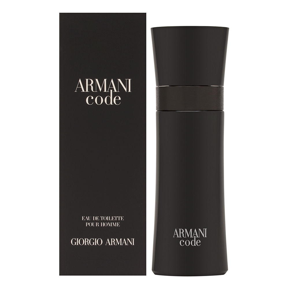 Armani Code by Giorgio Armani for Men 2.5oz EDT Spray Shower Gel