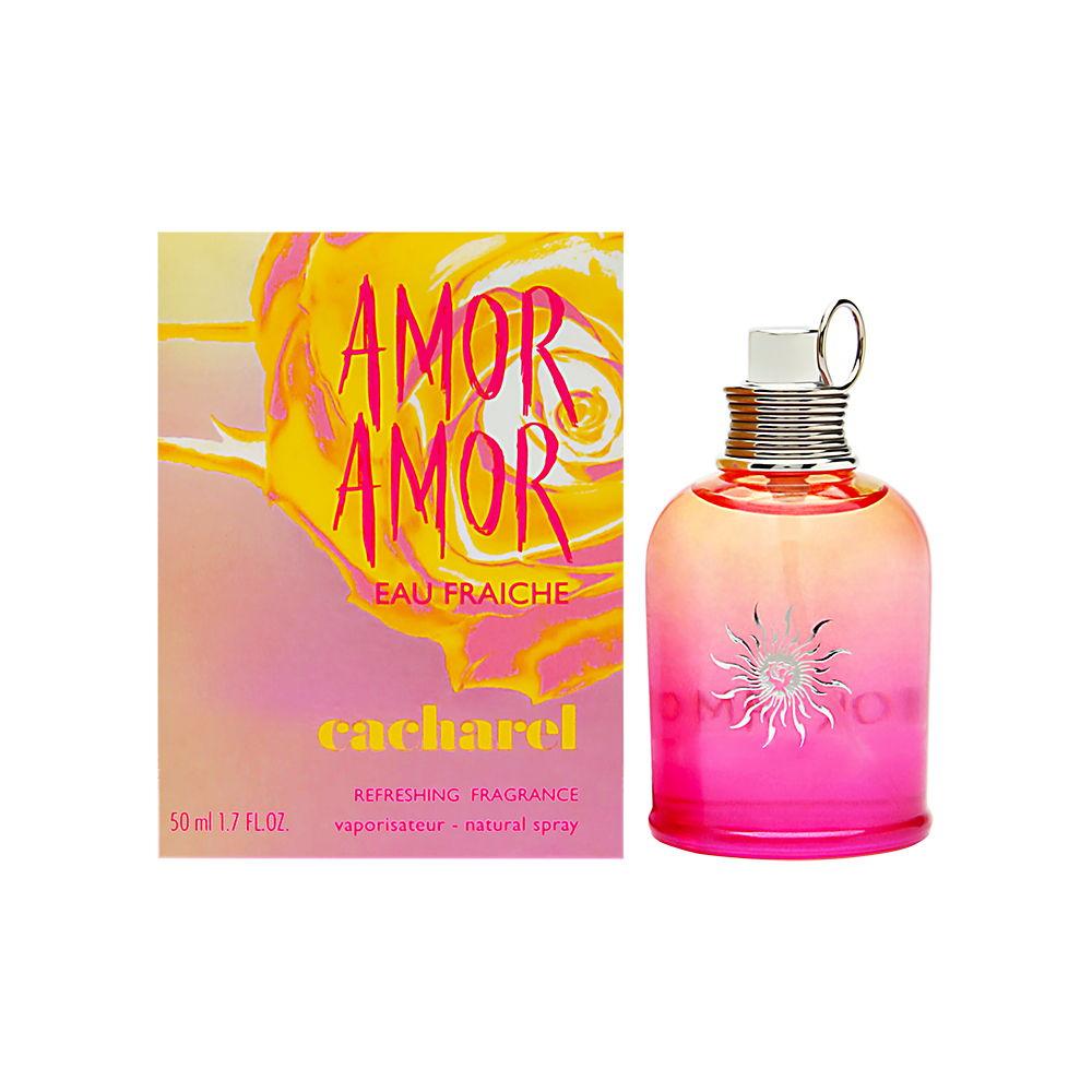 Amor Amor Eau Fraiche by Cacharel for Women 1.7oz Spray Shower Gel