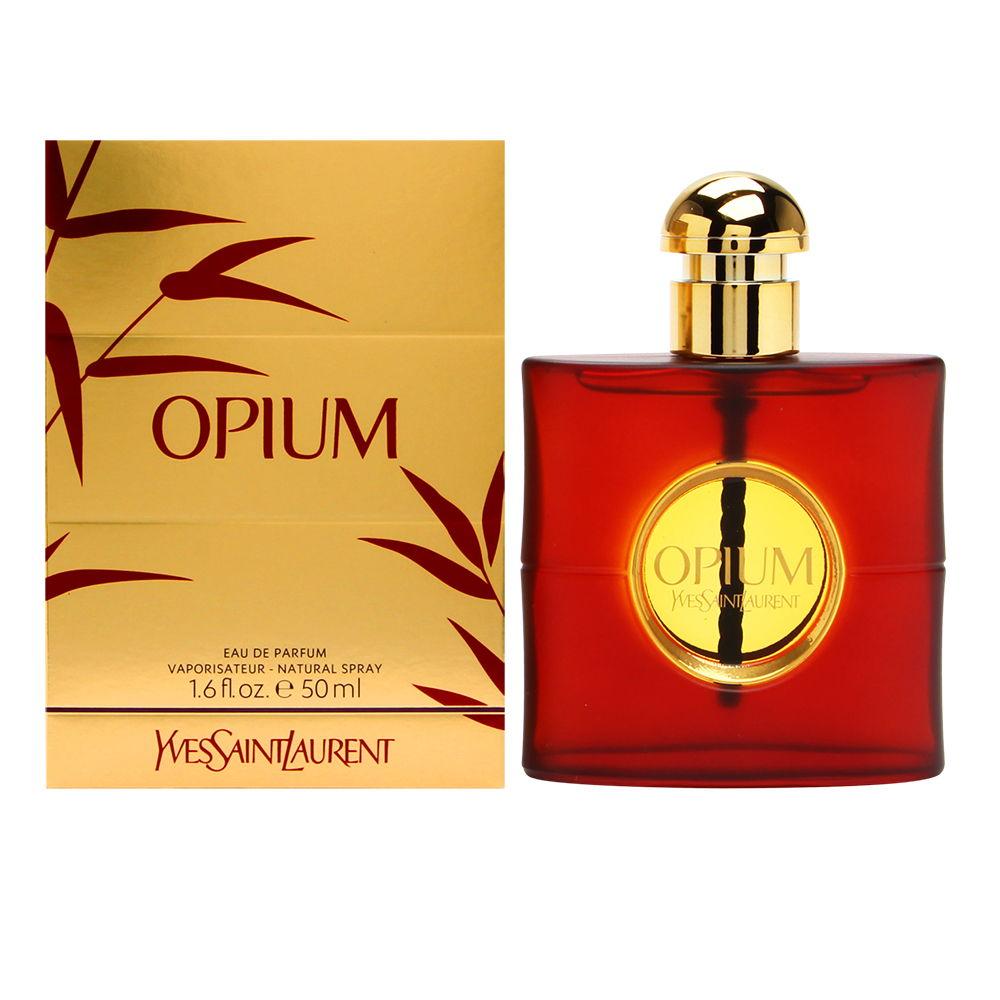 Opium by Yves Saint Laurent for Women 1.6oz EDP Spray Shower Gel