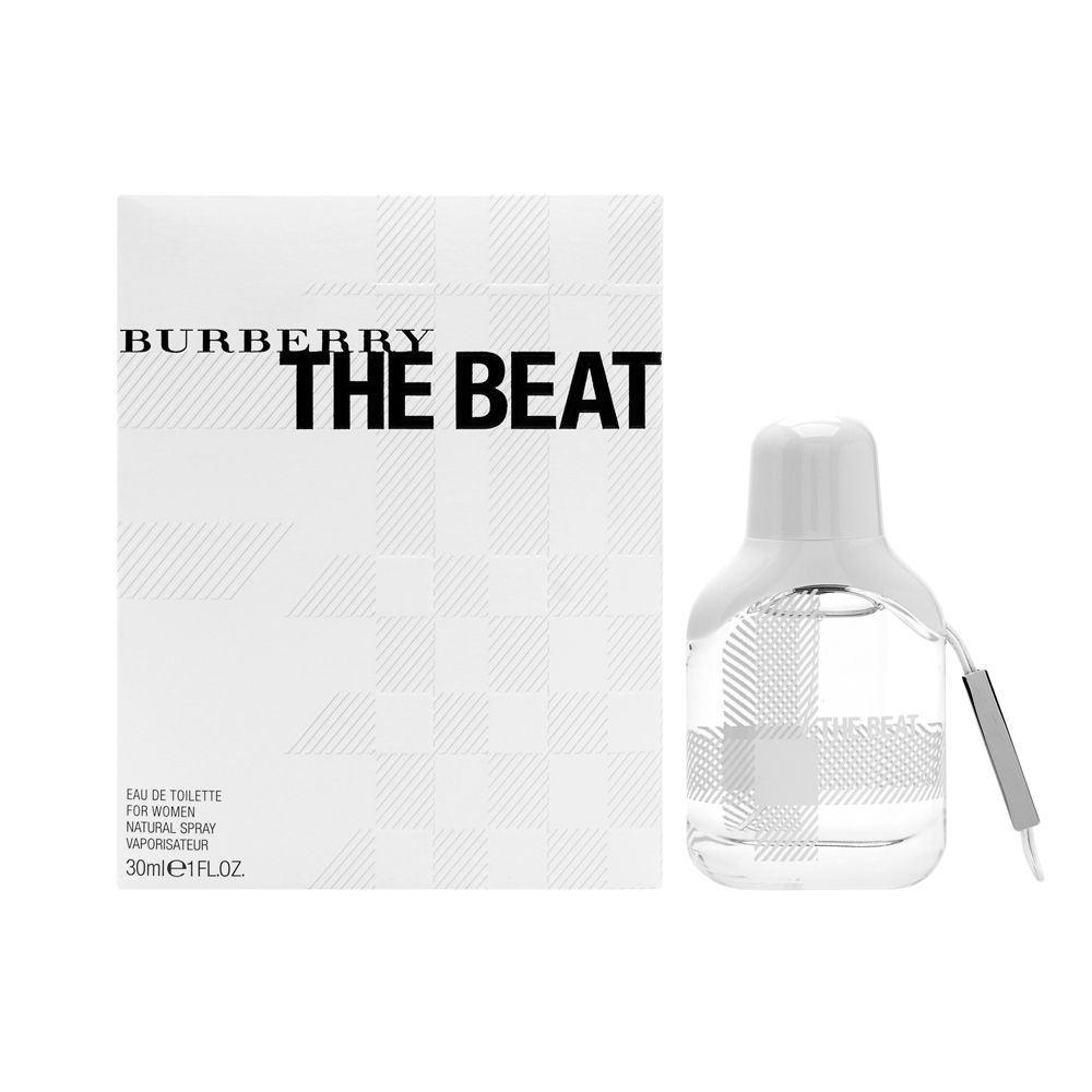 Burberry The Beat by Burberry for Women 1.0oz EDT Spray Shower Gel