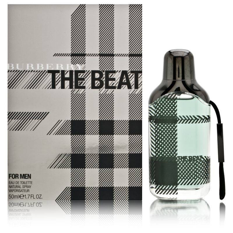 Burberry The Beat by Burberry for Men 1.7oz EDT Spray Shower Gel