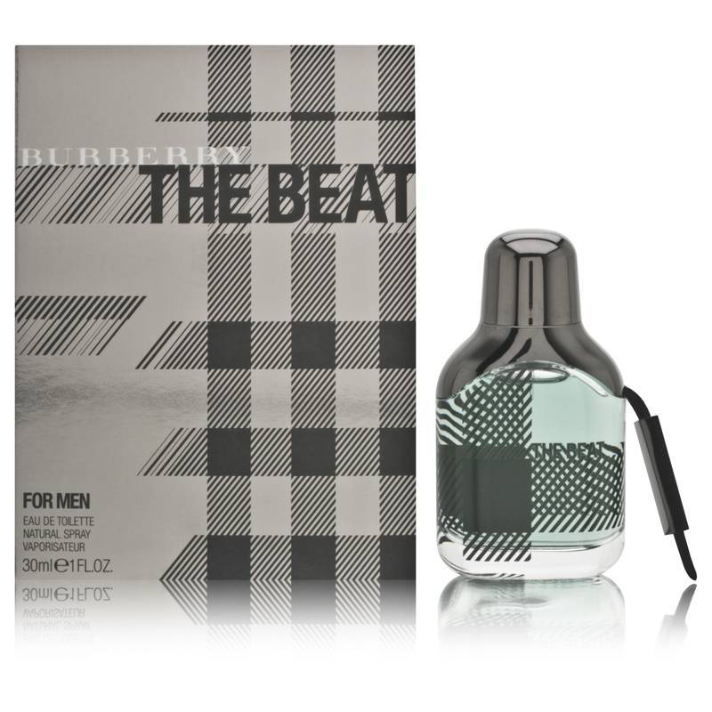 Burberry The Beat by Burberry for Men 1.0oz EDT Spray Shower Gel