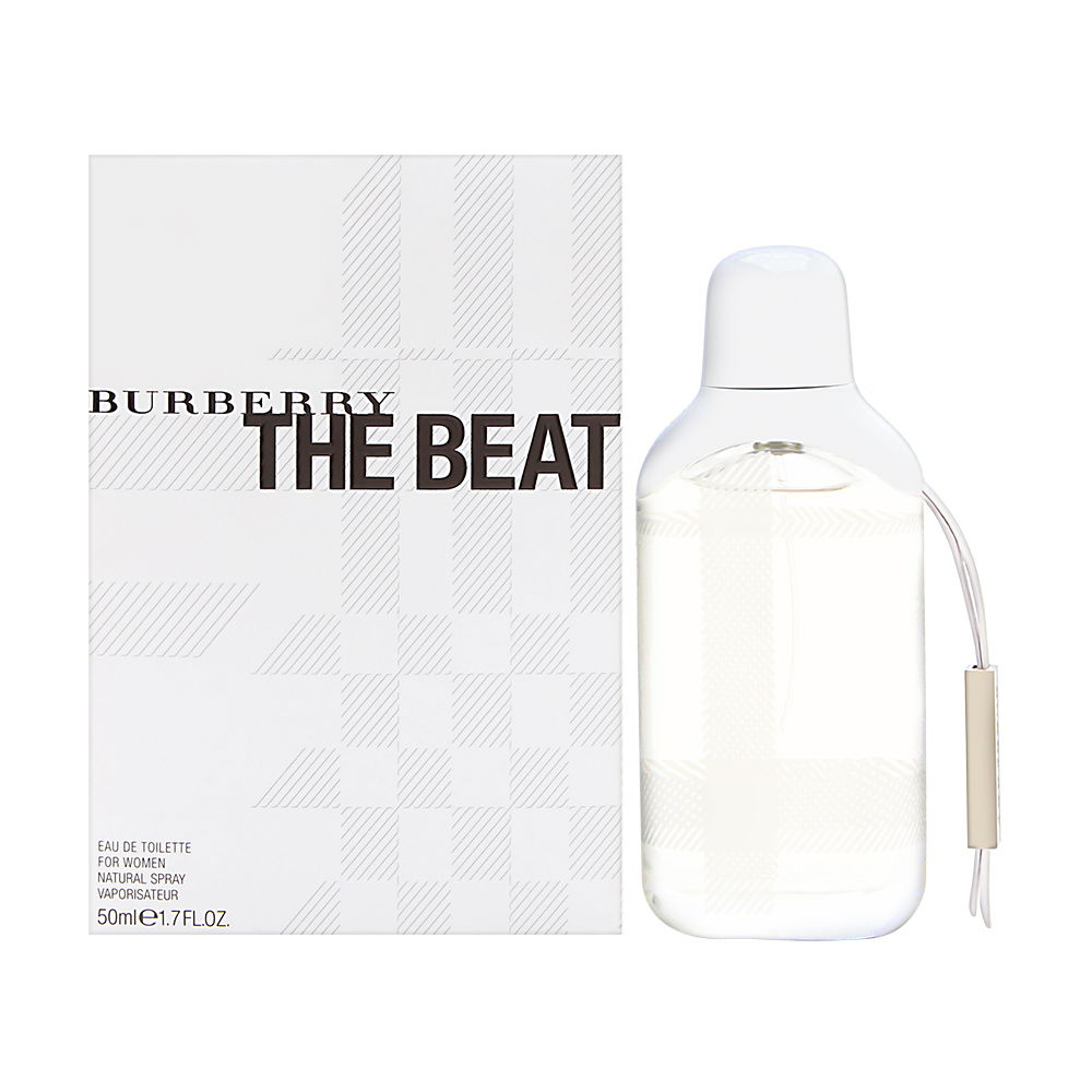 Burberry The Beat by Burberry for Women 1.7oz EDT Spray Shower Gel