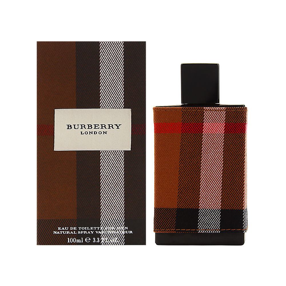 Burberry London by Burberry for Men 3.3oz EDT Spray Shower Gel