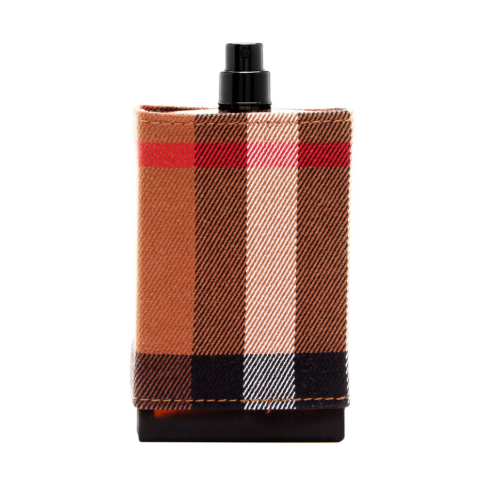 Burberry London by Burberry for Men 3.3oz Cologne EDT Spray (Tester) Shower Gel