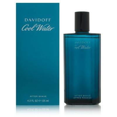 Coty Cool Water by Davidoff for Men 4.2oz Aftershave