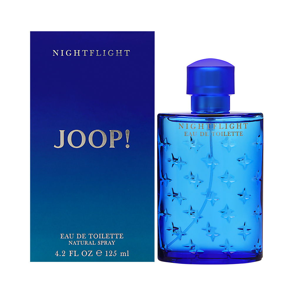 Nightflight by Joop! for Men 4.2oz EDT Spray Shower Gel