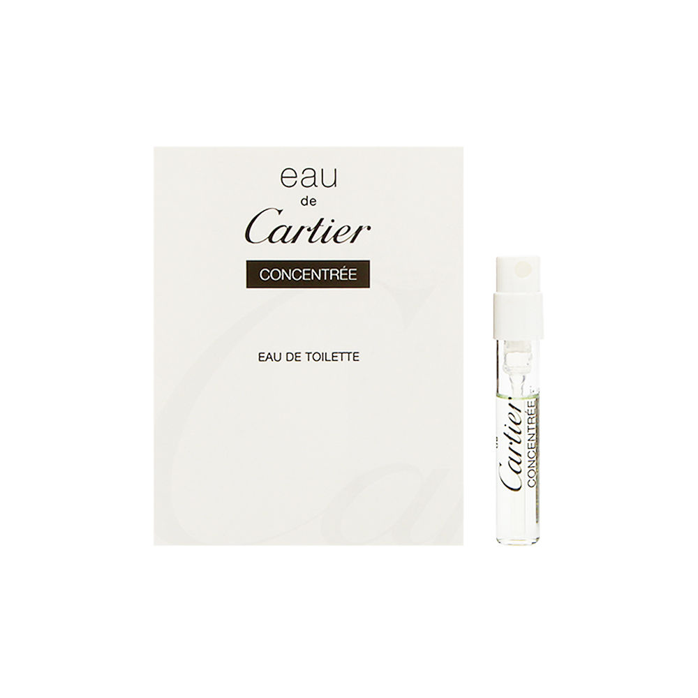 Eau de Cartier Concentree by Cartier 0.05oz EDT Spray