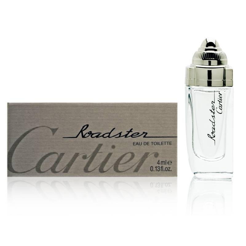 Roadster by Cartier for Men 0.13oz Cologne EDT
